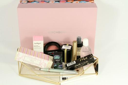 Birchbox Limited Edition: Beauty in Bloom Box Review