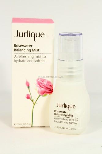 Jurlique Rosewater Balancing Mist - Sample-size