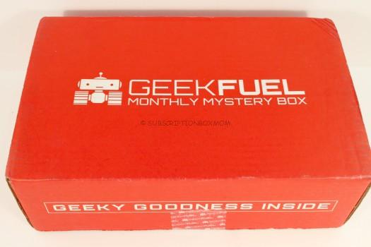 Geek Fuel Box