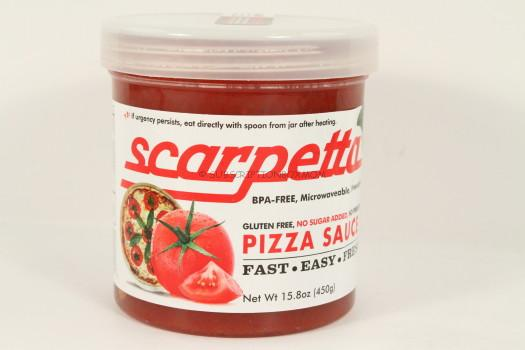 All-natural Pizza Sauce from Scarpetta