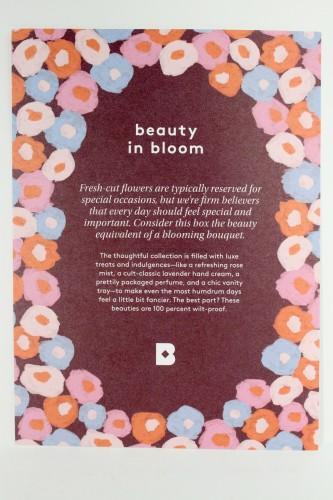 Beauty in Bloom Card
