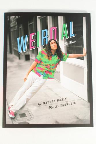 Weird Al The Book
