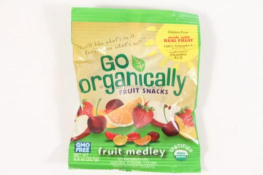Fruit Snacks by Go Organically