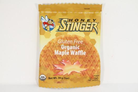 Gluten Free Waffle By Honey Stinger