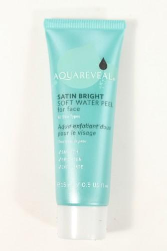 "Aquarevealâ""¢ Satin Bright Soft Water Peel for Face"