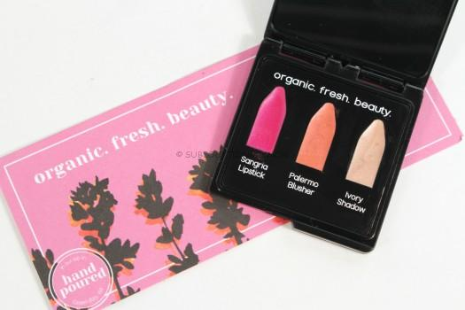 Au Naturale Cosmetics Trio Set