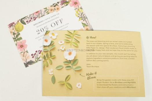 Rifle Paper Co Coupon