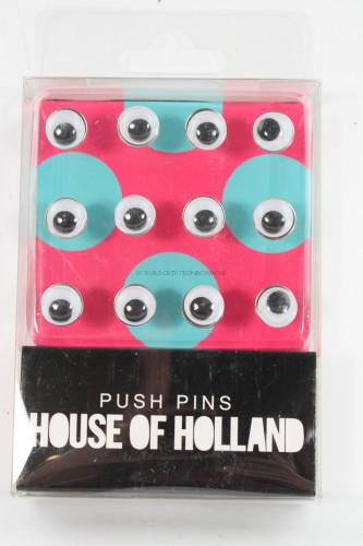 Push Pins from House of Holland