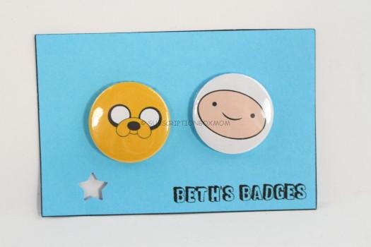 Beth's Badges - Adventure Time