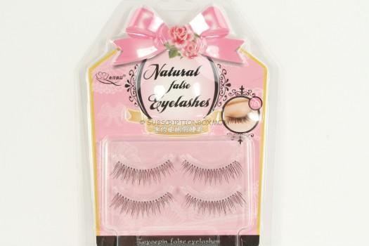 Toyoepin 2 in 1 Permanent Crazy Mini Natural False Lash