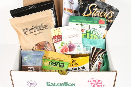 EatsieBox April 2016 Review