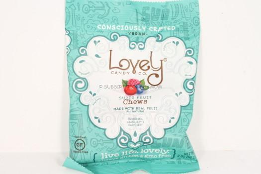 Lovely Candy Co Super Fruit Chews