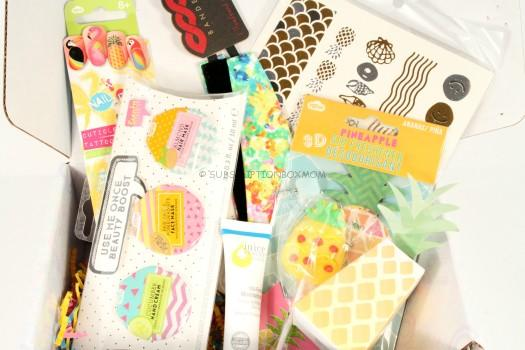 The Boodle Box May 2016 Review