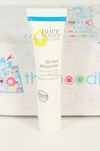Juice Beauty Organic Moisturizer