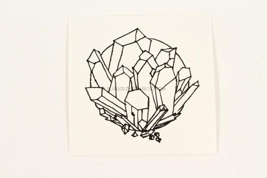 Crystal Sticker
