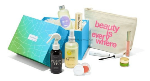 NEW Birchbox Limited Edition: New Naturals