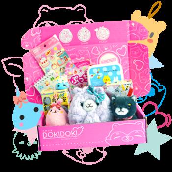 Doki Doki Crate October 2016 Spoilers