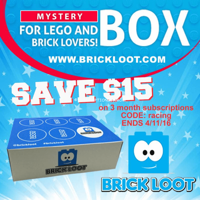 Brick Loot $15 Coupon