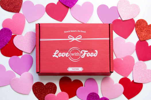 Love with Food $10 Coupon - 3 Days Only