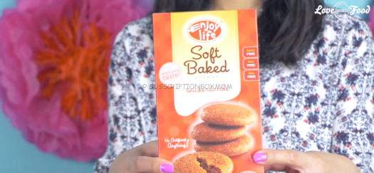 Soft Baked Snickerdoodle Cookies from Enjoy Life