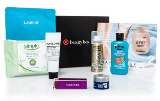 Target April 2016 Beauty Box - Now Available