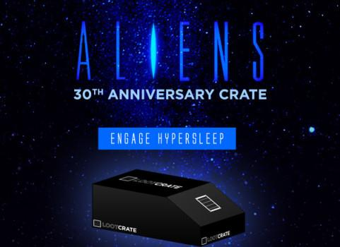 Loot Crate ALIENS 30th Anniversary Crate - Coming Soon
