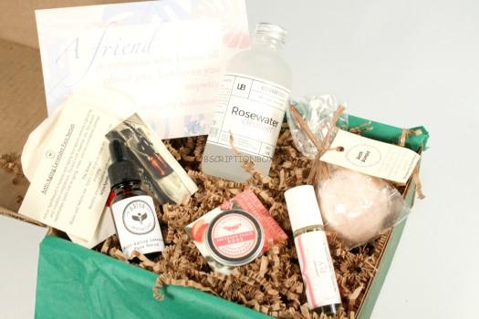"Terra Bella Box ""The Bridesmaid Box"" Review"