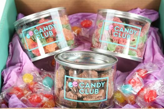 Candy Club April 2016 Review