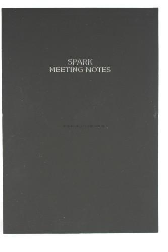Spark Meeting Notes