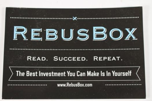 RebusBox Card