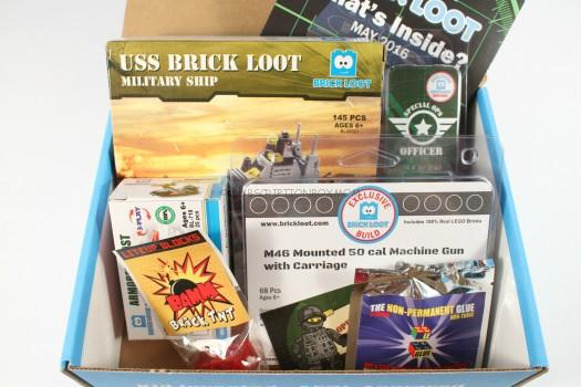 Brick Loot May 2016 Review