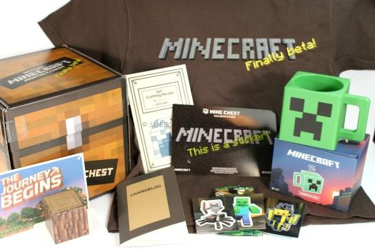 Mine Chest May 2016 Review