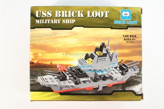 USS Brick Loot
