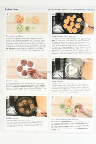 recipe intructions
