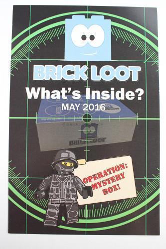 Operation: Mystery Box