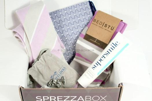 SprezzaBox May 2016 Review