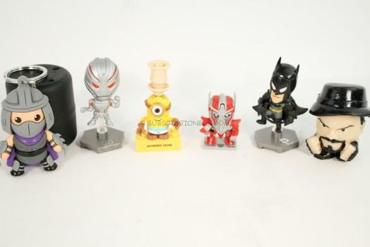 Toy Monthly Figures