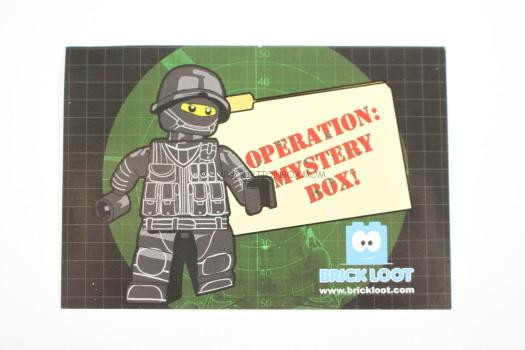 Brick Loot Sticker