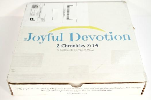 Joyful Devotion