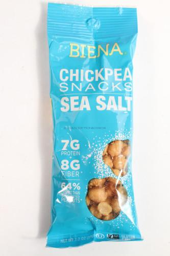 Biena Chickpea Snacks in Sea Salt