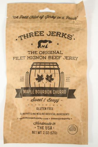 Three Jerks Maple Bourbon Churro