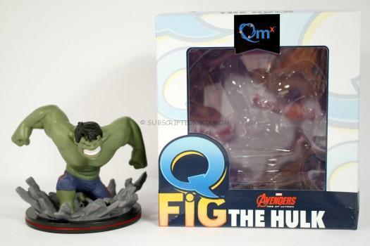 Quantum Mechanix Avengers Hulk Q-Figure