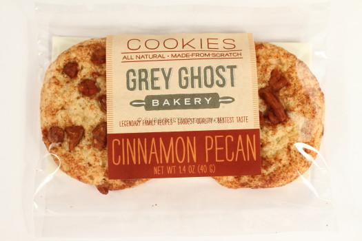 Grey Ghost Bakery Cinnamon Pecan
