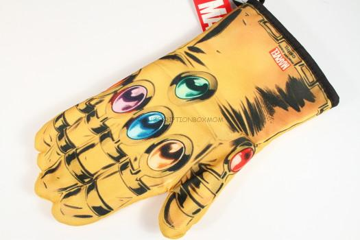Exclusive Infinity Gauntlet Oven Mitt