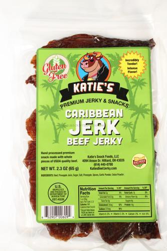 Katie's Caribbean Jerk Beef Jerky