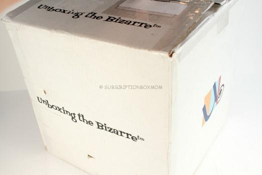 Unboxing the Bizarre
