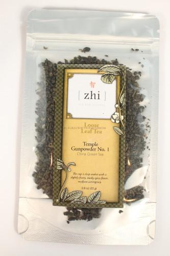 Zhi Tea - Temple Gunpowder No, 1 Green Tea