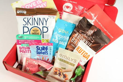 Love with Food May 2016 Tasting Box Review