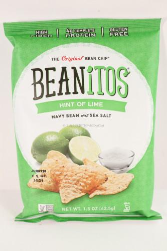 Beanitos Hint of Lime
