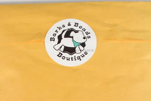 Barks & Beads sticker